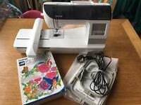 Brother Innovis 750E embroidery machine