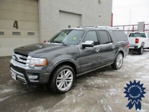2017 Ford Expedition Max Platinum - Dual DVD - Fully Loaded