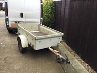 Saris Metal Car Trailer