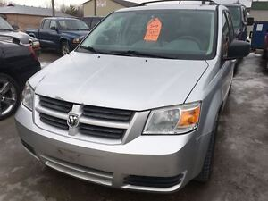 2008 Dodge Grand Caravan SE CALL 519 485 6050 CERT AND E TESTED