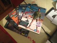 Breaking Bad DVD complete series