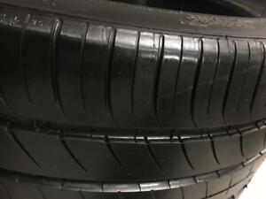 2 pneus 305/30/19 Michelin Pilot Sport2.    7/32