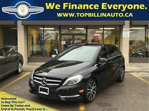 2013 Mercedes-Benz B-Class Sports Tourer, Navigation, Pano Roof,