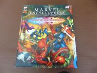 Marvel Encyclopedia. NEW LOWER PRICE!