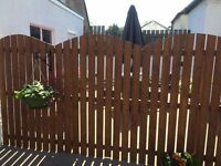 QUALITY---Decorative and Commercial wooden fencing, Metal railings, gates and handrails great rates