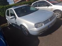 Golf mk 4 for sale !!! £300 !!