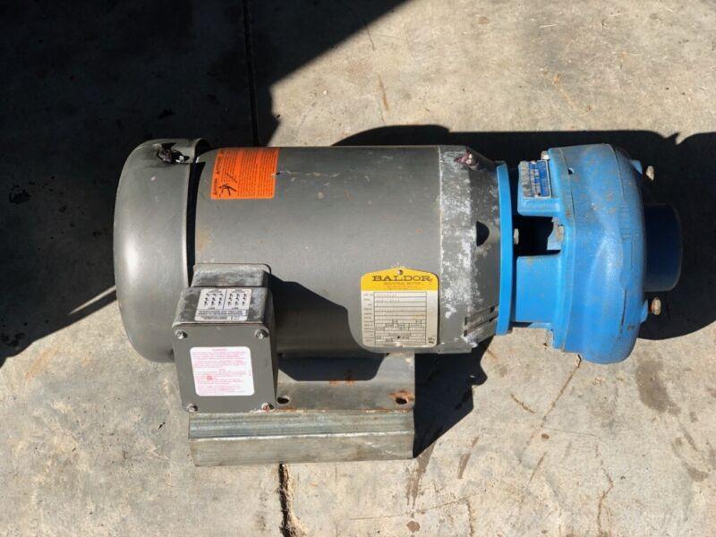 Water  Pump  Brand BALDOR .