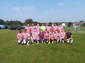 Sunday morning MEN'S 11 aside League football (South London)