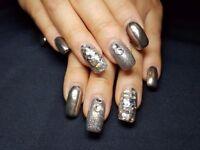 Acrylic Nails, Shellac, manicure