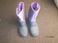Ladies ski boots size 6