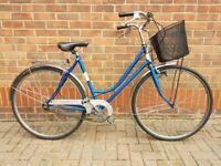 Women's Raleigh bike