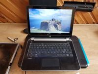 Perfect working order touchscreen hp pavilion ts 11 notebook pc windows 7 screen 11.6 inch