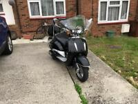 50cc scooter, yiying low mileage quick sale