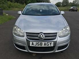 DIESEL : 2008/58 VW Jetta SE Automatic! FULLY SERVICED! MOT 02/18 Drives Great!