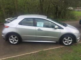Honda Civic 2.2 CDti 5 door hatch