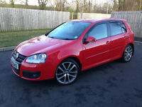 2008 VW GOLF GT TDI SPORT DSG