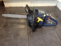 Powercraft Petrol Chainsaw