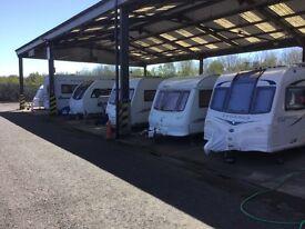 Touring Caravan,Motorhome,Boat, Storage secure self storage Campervan Store It Northern Ireland