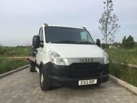 iveco daily recovery truck only £8995