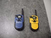 Motorola Talkabout Walkie Talkies (Battery Powered)