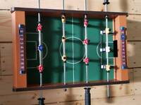 Mini One Foot Table Football Game