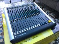 Soundcraft Spirit M12 Analogue Portable / Rackmount Mixing Desk - Immaculate & original boxed