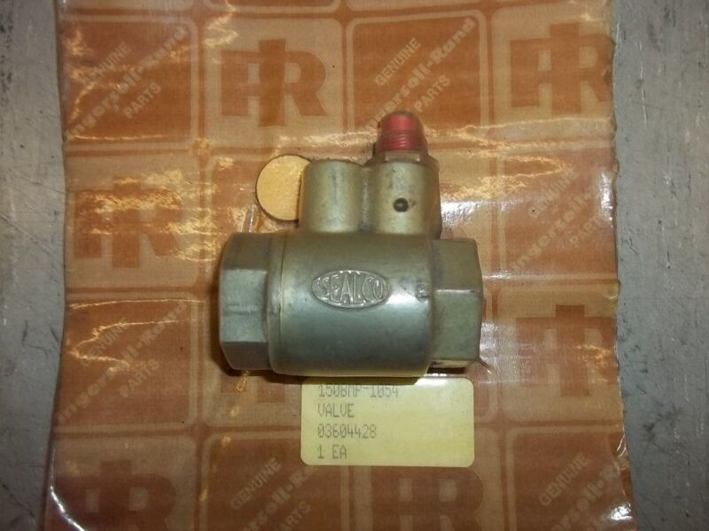 Ingersoll-Rand Relief Check Valve #150BMP-1054