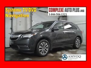 2014 Acura MDX SH-AWD Tech Package *DVD, Navigation
