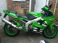 Kawasaki zx6r super sport swap ktm enduro 2 stroke not yz kx kxf yzf cr cr exc