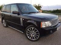 Land Rover 3.6 Desile automatic SUV 2008 mot2/10/17