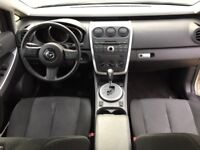 LHD LEFT HAND DRIVE MAZDA CX-7 2.3 AUTOMATIC 2009 TS AC 4X4 GREY WARRANTY PART EXCHANGE LOW MILEAGE