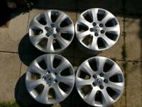 "Vauxhall insignia wheels 17"" 2014"