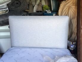 Single Divan Bed with Memory Pocket Mattress