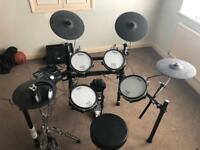 Roland TD25 electronic drum kit