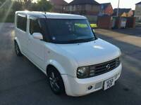 Nissan Cube 3 (Automatic 2004)