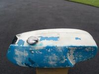 For Sale: Fiberglass Tank for Racing Motorcycle