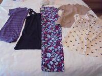 LADIES SIZE 8 BUNDLE OF CLOTHES