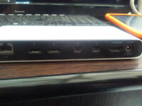 elgato thunderbolt 2 dock unit for pc or mac untested as I don't have a power supply to test
