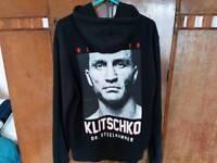 Wladimir Klitschko Boxing hoodies size Large ( L) . Excellent condition