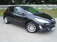 2009 (59) Peugeot 308 1.6 HDi Verve   12 MONTHS MOT   DIESEL   £30 TAX   2 KEYS   SERVICE HISTORY