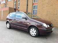 vw polo 1.2 litre 3 door a very nice car drives very well . German engineering and reliability