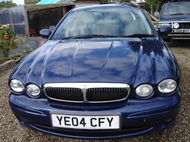 Jaguar X Type, New MOT and Full Service, Good Runner, Good Condition. New clutch and brakes
