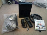 Wii, accessories and game