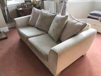 Large sofa - great condition! Scatter back