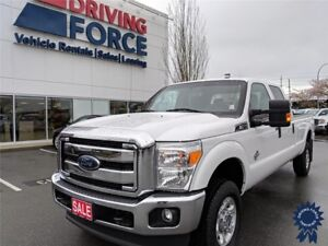 2016 Ford F-350SD XLT FX4 Crew Cab 4X4 w/8' Box, Tow Package