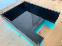 2 plastic filing trays, free to a good home