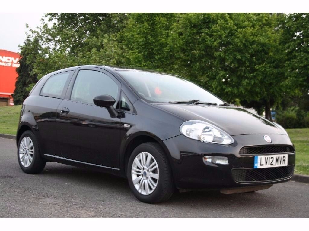 2012 fiat punto 1 2 pop 3dr start stop manual petrol low mileage immaculate px welcome. Black Bedroom Furniture Sets. Home Design Ideas