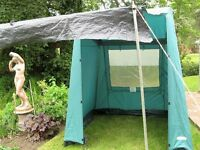 play tent or store tent 5ft x 5ft floor area approx
