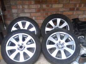Toyota avensis alloys