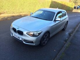 BMW 116D SPORT (2L ENGINE)